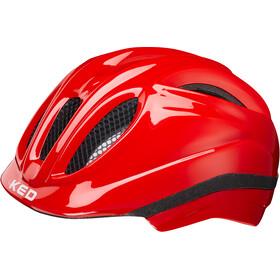 KED Meggy - Casque de vélo Enfant - rouge